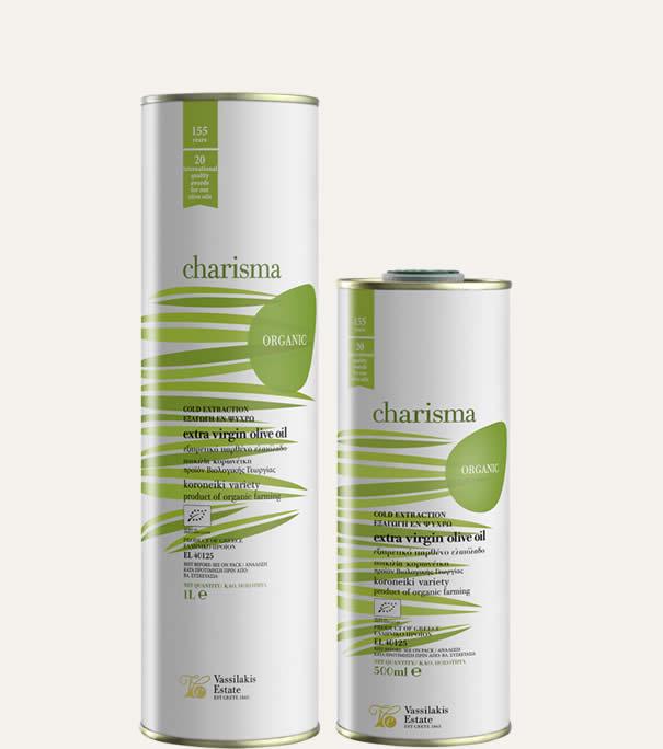 charisma organic