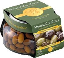 Mouratolia Olives
